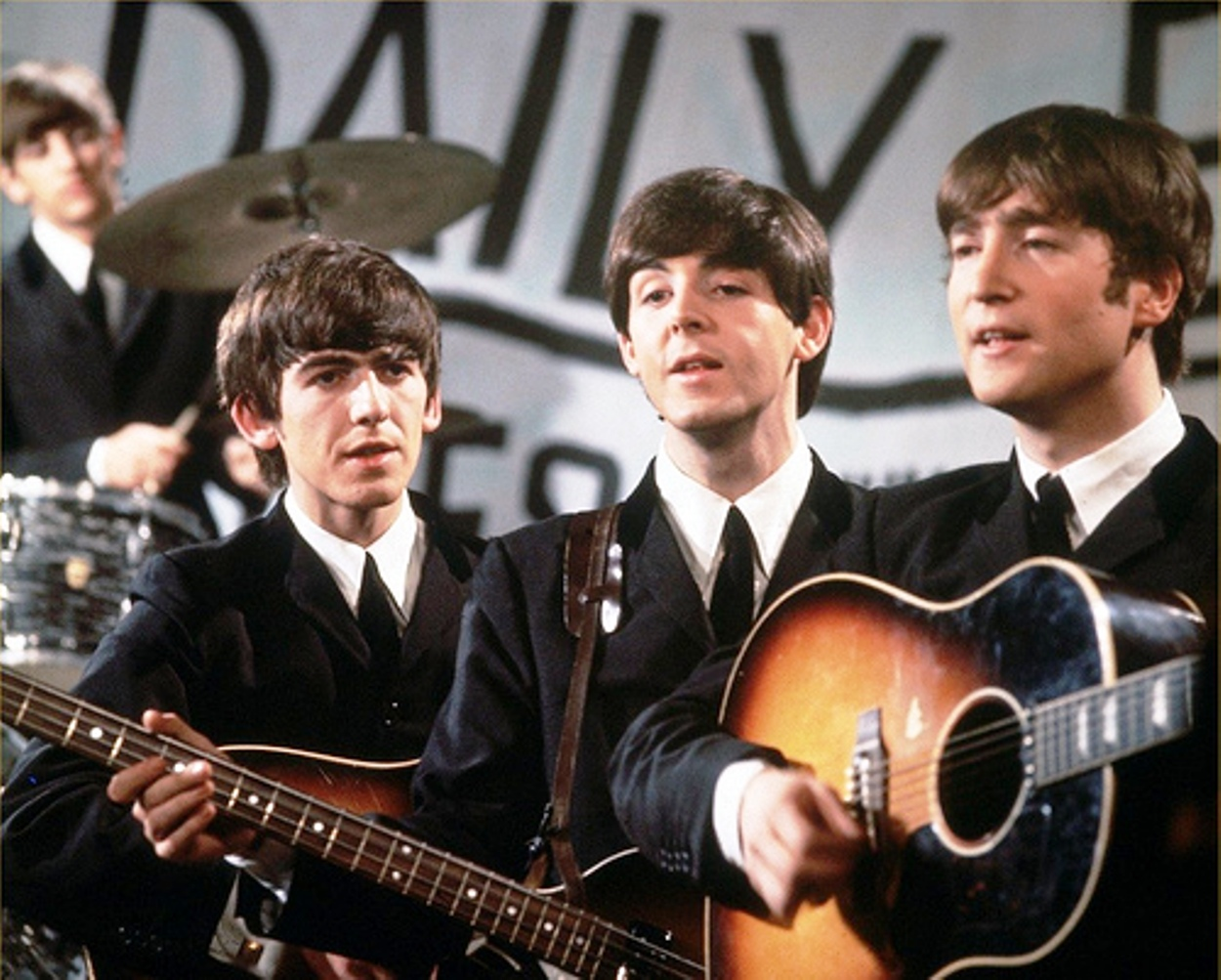 The Beatles thought love was all you needed to make love last